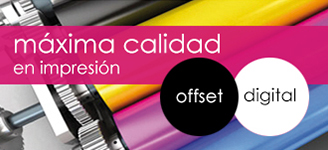 Impresi�n Digital y Offset