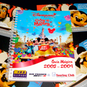 Guías Disney en Wire-O